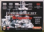 LC-CS09 German WWII Kriegsmarine Set 1 (22ml x 6)